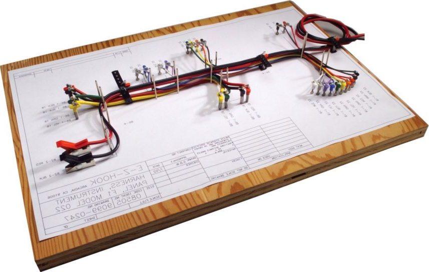 nailboard dl electrical supplies mitcham ltd rh dlelectrical co uk wiring nail board Circuit Board Schematics